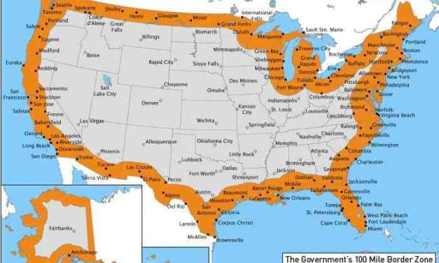 The Danger Within: Border Patrol Is Turning America Into a Constitution-Free Zone