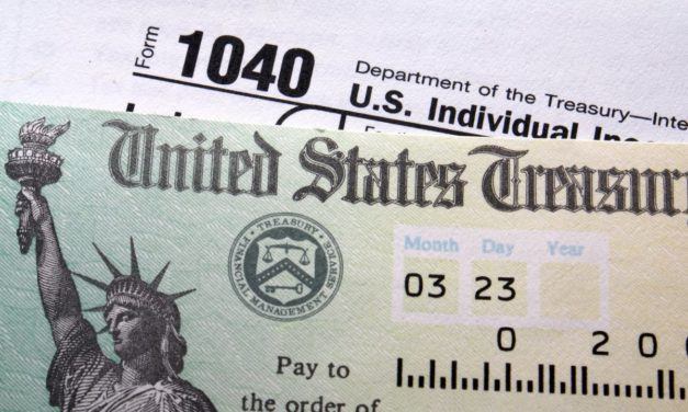 Shutdown leads hundreds of IRS employees to skip work — which could delay tax refunds