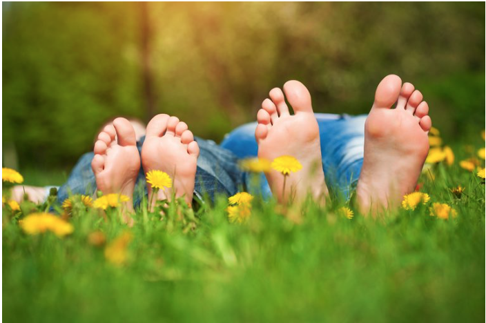 Is Grounding the Missing Link to Better Health and Wellbeing?