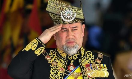 Sultan Muhammad V abdicates as Malaysia's king in historic first