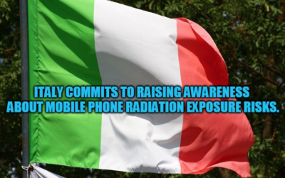 Magnifico! Italian Court Orders Campaign To Raise Awareness About Cell Phone And Cordless Phone Radiation Exposure Risks