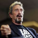 """They Will Not Silence Me"": McAfee Flees Tax-Evasion Charges In A Boat [VIDEO]"