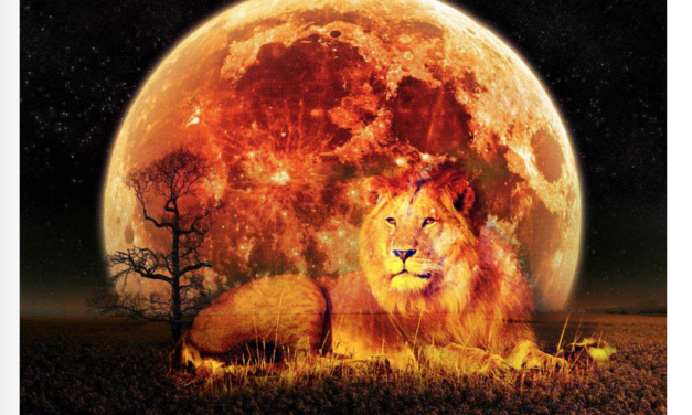 Total Lunar Eclipse In Leo On January 21st, 2019: Erratic & Unpredictable Energies