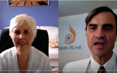 Remarkable Alien Experiences and Hypnosis. Mary Rodwell on The Brian Ruhe Show [VIDEO]