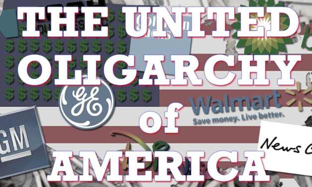 The United States Is An Oligarchy, Not A Democracy