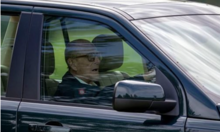 Motorist pulls Prince Philip from his wrecked car near Sandringham Estate