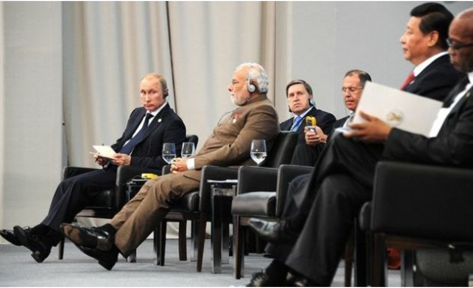 Russia, China, India and Iran: The Magic Quadrant That is Changing the World
