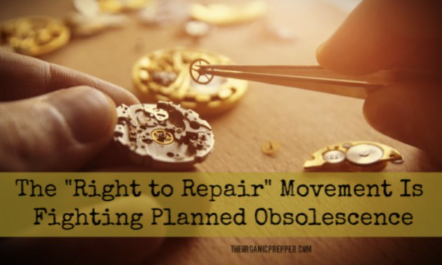 """The """"Right To Repair"""" Movement Is Fighting Planned Obsolescence"""