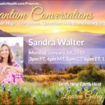 Sandra Walter: The New Light and the Blood Moon Eclipse — Quantum Conversations with Lauren Galey [VIDEO]