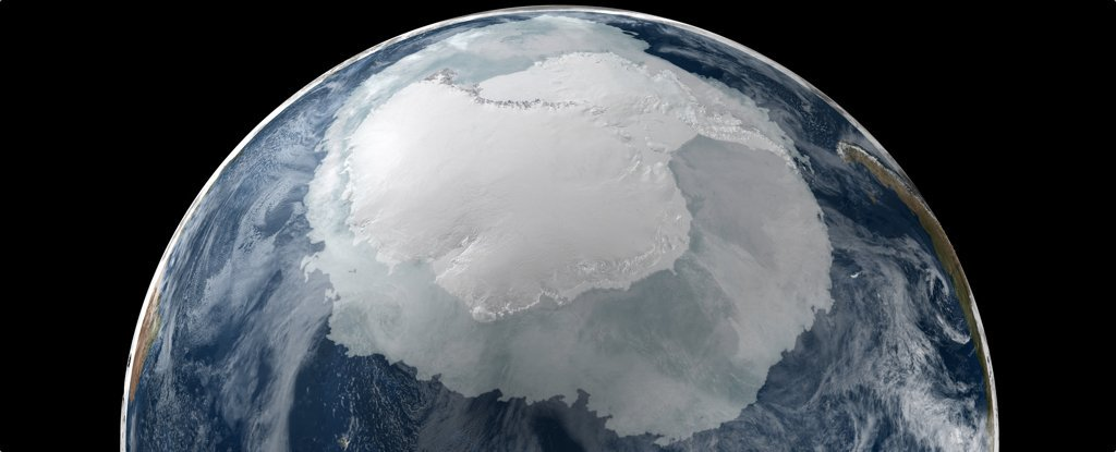 Scientists Have Detected an Enormous Cavity Growing Beneath Antarctica