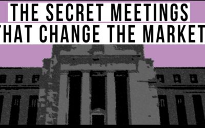 THESE 17 People Have SECRET Meetings With the Fed and Treasury To Change Markets! [VIDEO]