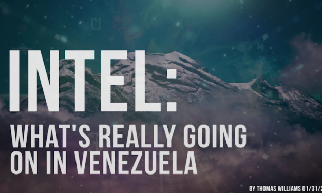 Intel: What's really going on in Venezuela [VIDEO]