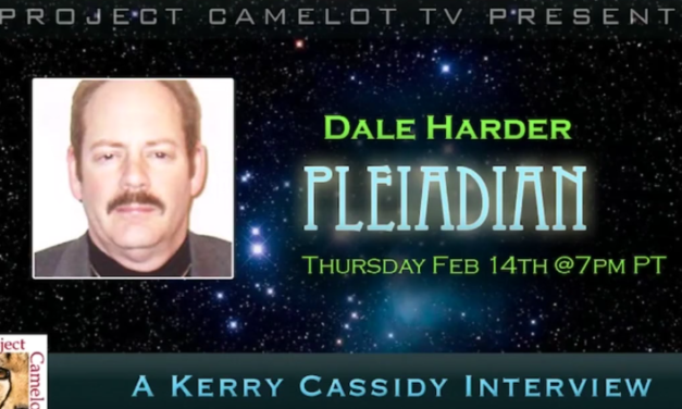 DALE HARDER: PLEIADIAN FORMERLY WITH NASA and HONEYWELL