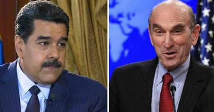 Venezuela's Maduro Claims Secret Meeting with Trump Administration [VIDEO]
