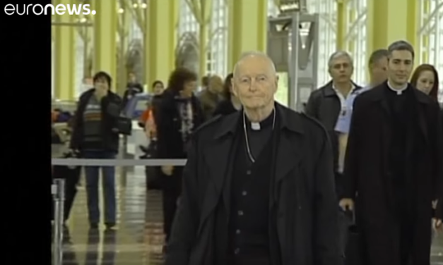 Catholic Church expels a US Cardinal found guilty of sex crimes [VIDEO]