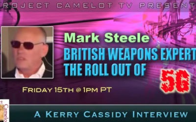 MARK STEELE: BRITISH WEAPONS EXPERT : 5G is a WEAPON ROLLOUT OF 5G [VIDEO]