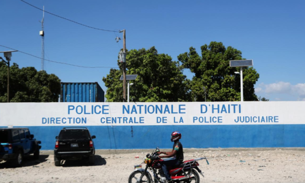 Americans among group arrested in Haiti with arsenal of guns: media