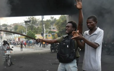 Hundreds Of Protesters In Haiti Call for Russian Intervention, Help from Putin [VIDEO]