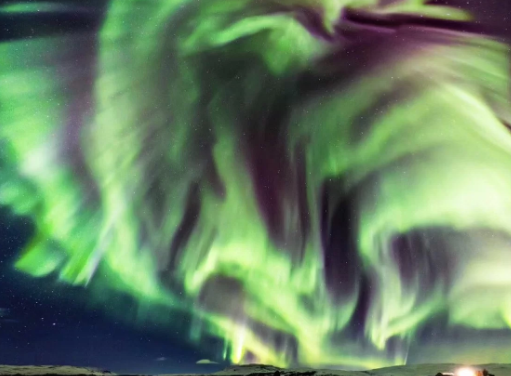 A 'Dragon Aurora' Appeared in the Sky Over Iceland, and NASA Is a Little Confused