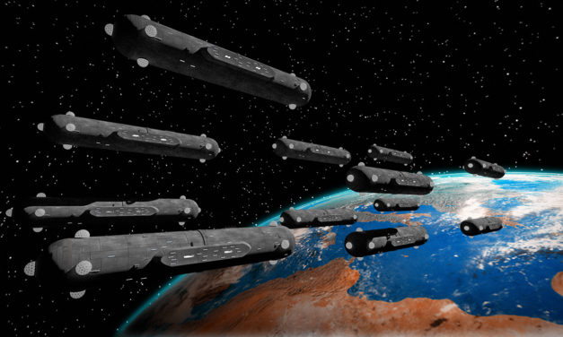 Secret Space Program Experiencers Continue to Add Weight to Idea of Breakaway Civilization