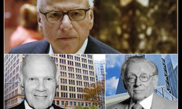 Trump's Ground Zero: Howard Lorber, Chabad, the Mob & 'Unlucky' Larry's 'Accident' [VIDEO]