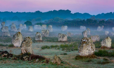Stonehenge, other ancient rock structures may trace their origins to monuments like this