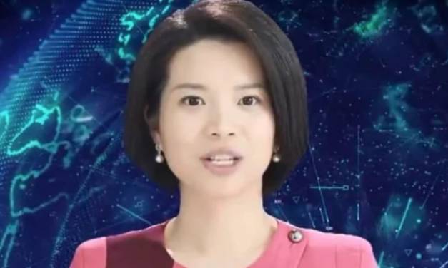 China Introduces Disturbingly Real Female AI News Anchor // India Officially Swears in Its First-Ever Robot Police Officer