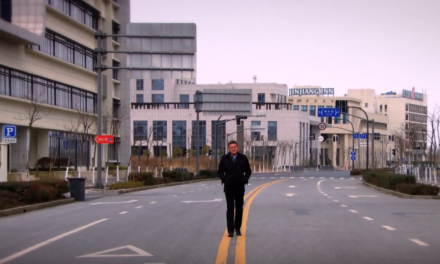 Inside China's ghost cities [VIDEO]