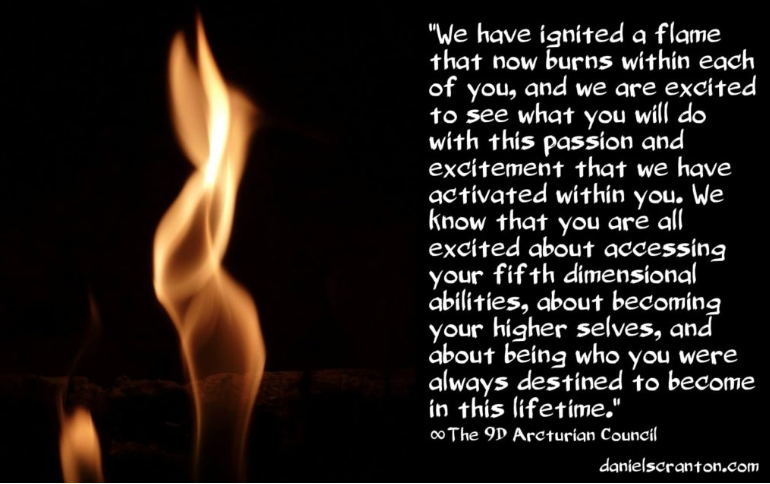 Your Higher Dimensional Selves ∞The 9D Arcturian Council