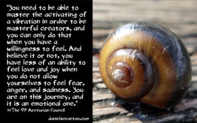 Your Emotions ∞The 9D Arcturian Council