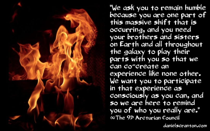 The Fabric of the Universe ∞The 9D Arcturian Council