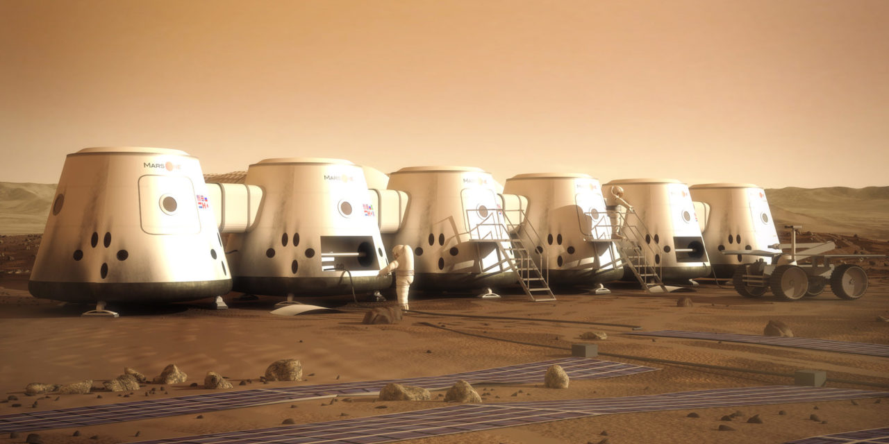Mars One Planned to Colonize the Red Planet. Now It's Bankrupt.