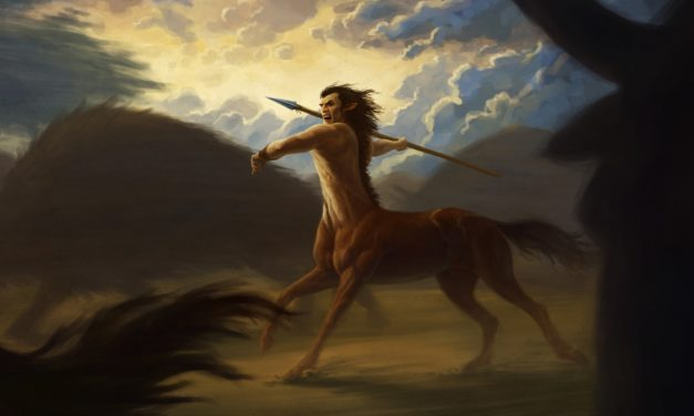 Build it From Spirit: Chiron leaves Pisces, enters Aries. Finger of Fate with Leo Moon