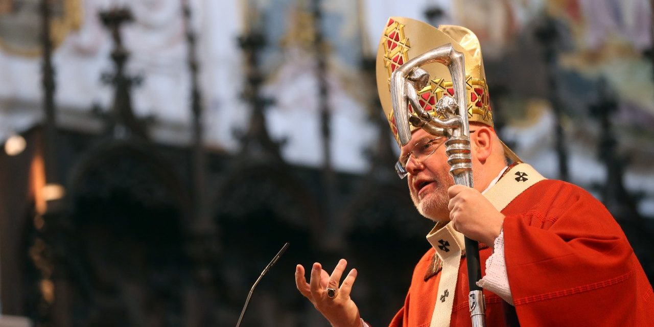 Top Catholic cardinal admits church destroyed documents on clergy sexual abuse