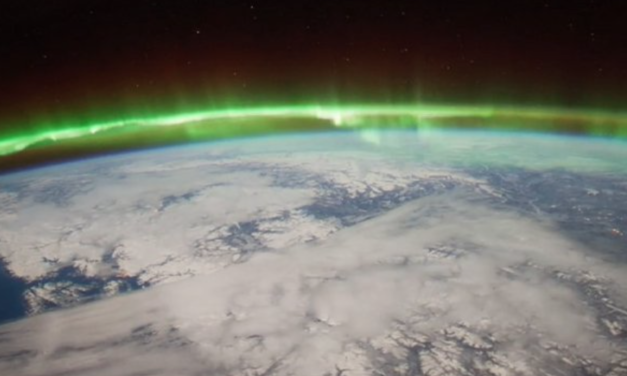 Earth's Magnetic North Pole Is Moving So Fast That Scientists Just Changed Its Location