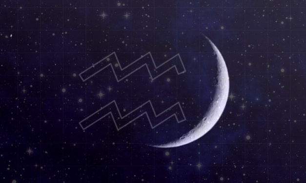 Intuitive Astrology: February 4 New Moon 2019