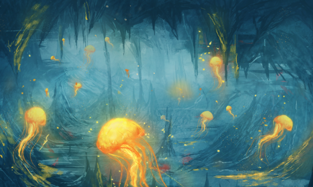 Strange Encounters with Flying Jellyfish, Walking Squids, and Octopod Monstrosities