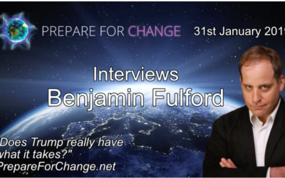 Benjamin Fulford Interview: Does Trump really have what it takes? – Prepare For Change [VIDEO]