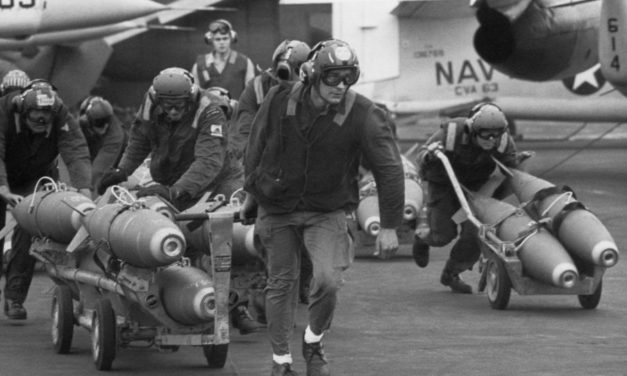 Benefits For Navy Victims Of Agent Orange – Just 50 Years Later