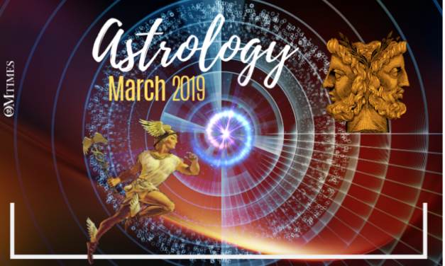 Astrology Forecast March 2019 – Looking Both Ways