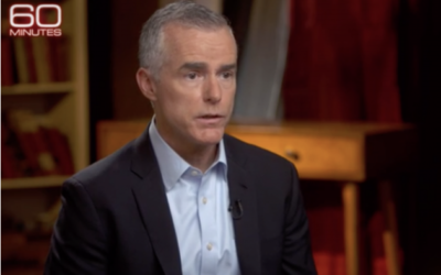 McCabe's Troubles Run Much Deeper Than '60 Minutes' Interview Suggests