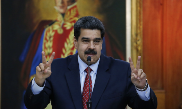 Venezuela says plane from Miami delivered weapons for use by enemies of Maduro