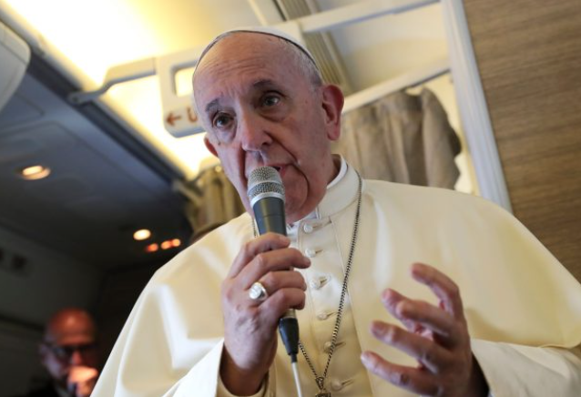 Pope Publicly Acknowledges for First Time Clergy Sexual Abuse of Nuns