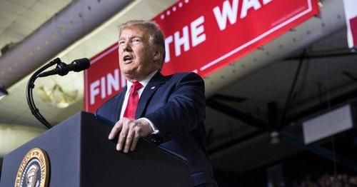 White House Considering Executive Action For Wall Even If Trump Signs Deal
