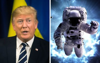 "Military Computer Hacker Proves A ""Space Force"" Existed Long Before Donald Trump"