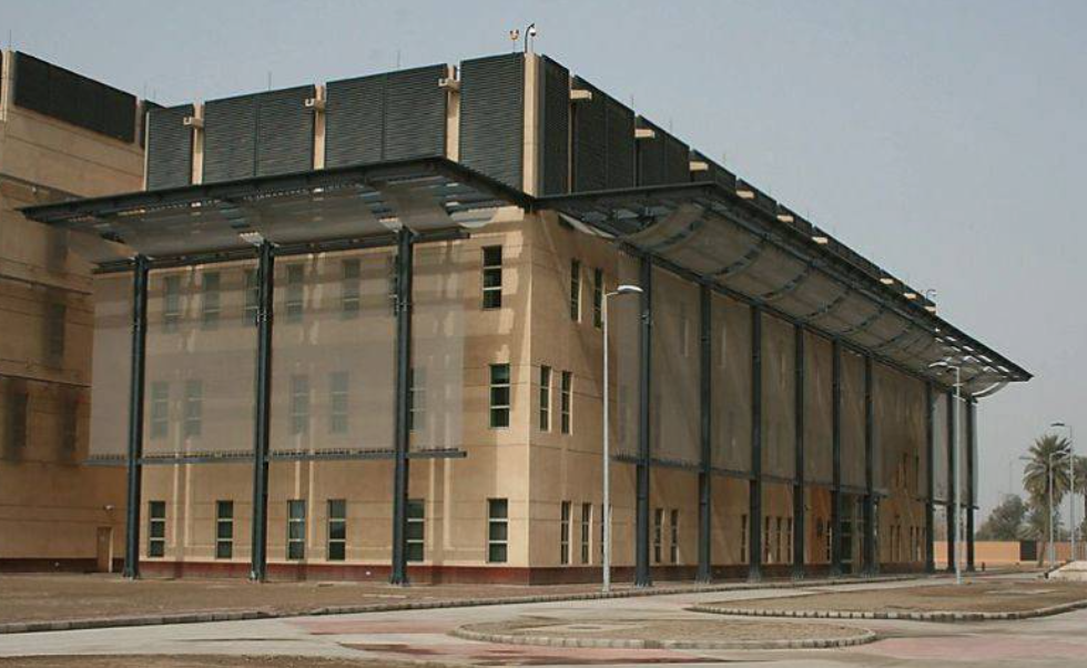 US Embassy in Iraq Covers 80 Football Fields- A Behemoth From Which to Rule the Middle East