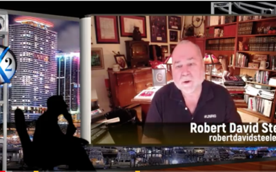 Massive Swamp Draining, Fed Takeover, 16th Amendment Rescinded:Robert David Steele [VIDEO]