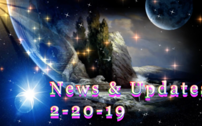 Yellow Rose for Texas: News and Updates 2-20-19 [VIDEO]
