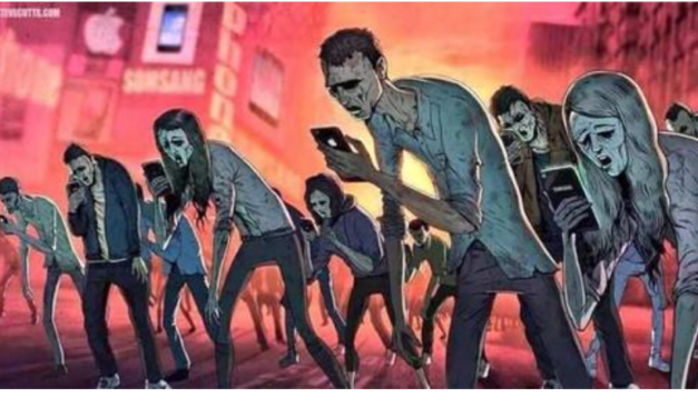 "The Zombification Of America Accelerates – 45% Of Teens Are Online ""Almost Constantly"""