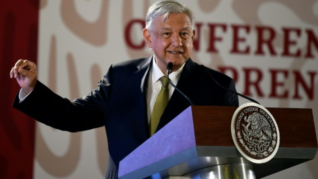 Mexico's president opens archives on 'dirty war period